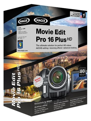 MAGIX Movie Edit Pro 16 Crack