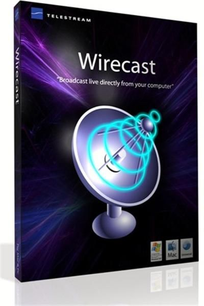 Wirecast 8.3 Crack