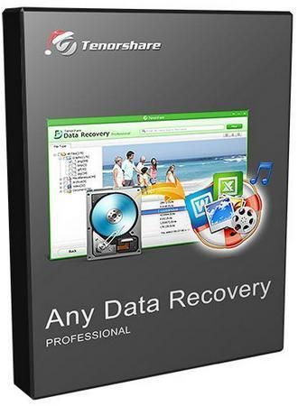 Any Data Recovery Pro 6.4.0.0 Crack