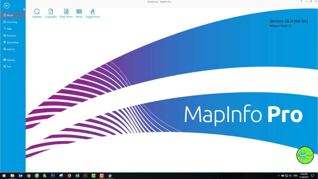 Mapinfo Professional Crack