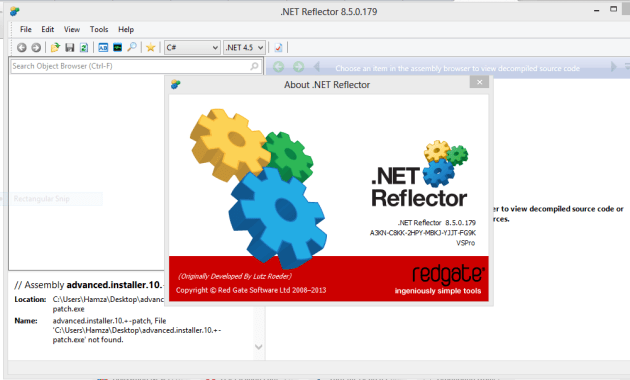 .Net Reflector 10.1.1.1137 Crack