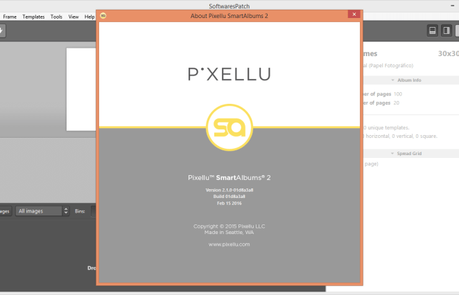 Pixellu SmartAlbums 2.2.6 Crack