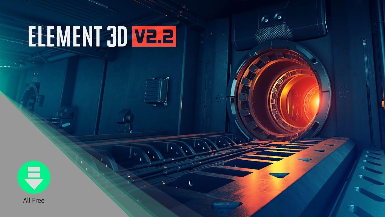 VIDEO COPILOT Element 3D v2.2 Crack